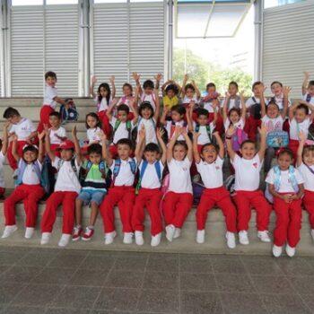 Inicio de clases preescolar Sanboni 2016