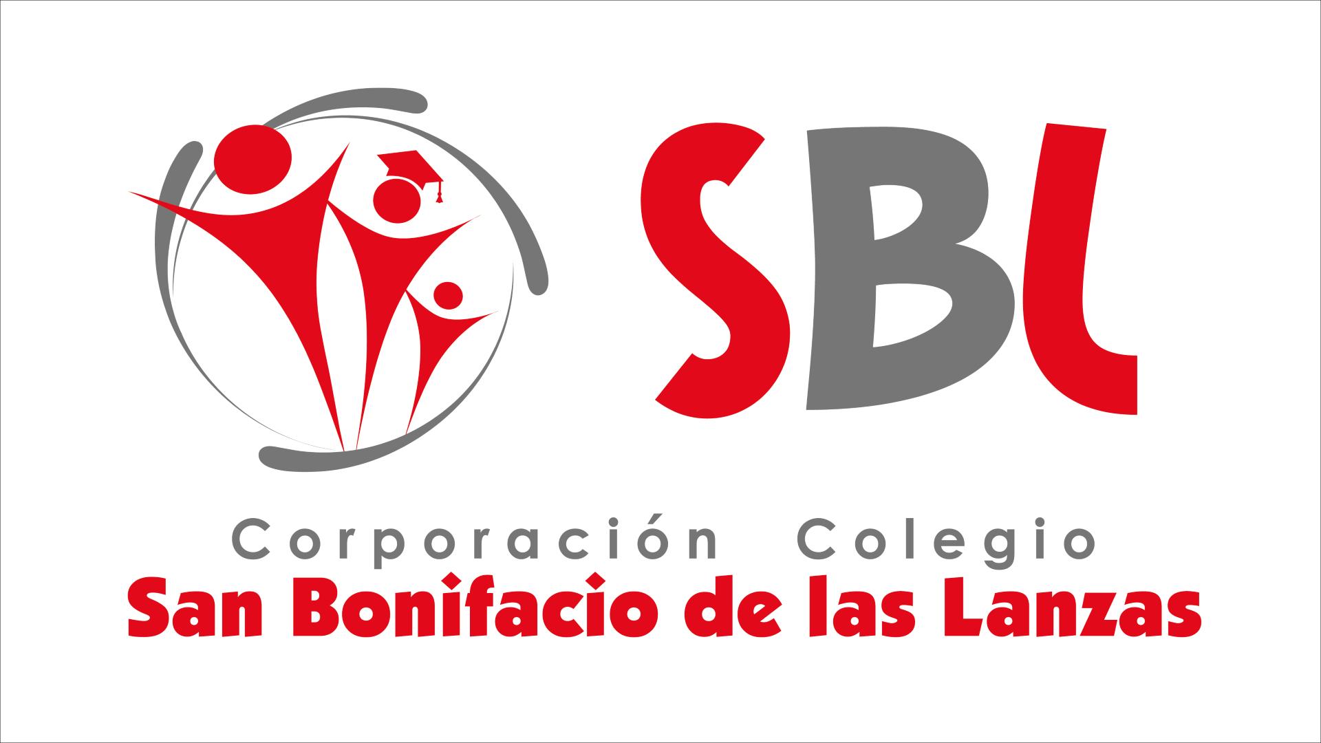 Colegio San Bonifacio de las Lanzas - Logo