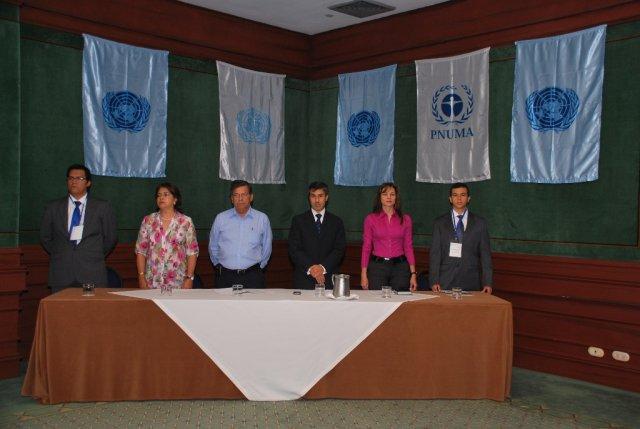Modelo ONU 2011 - Colegio San Bonifacio de las Lanzas