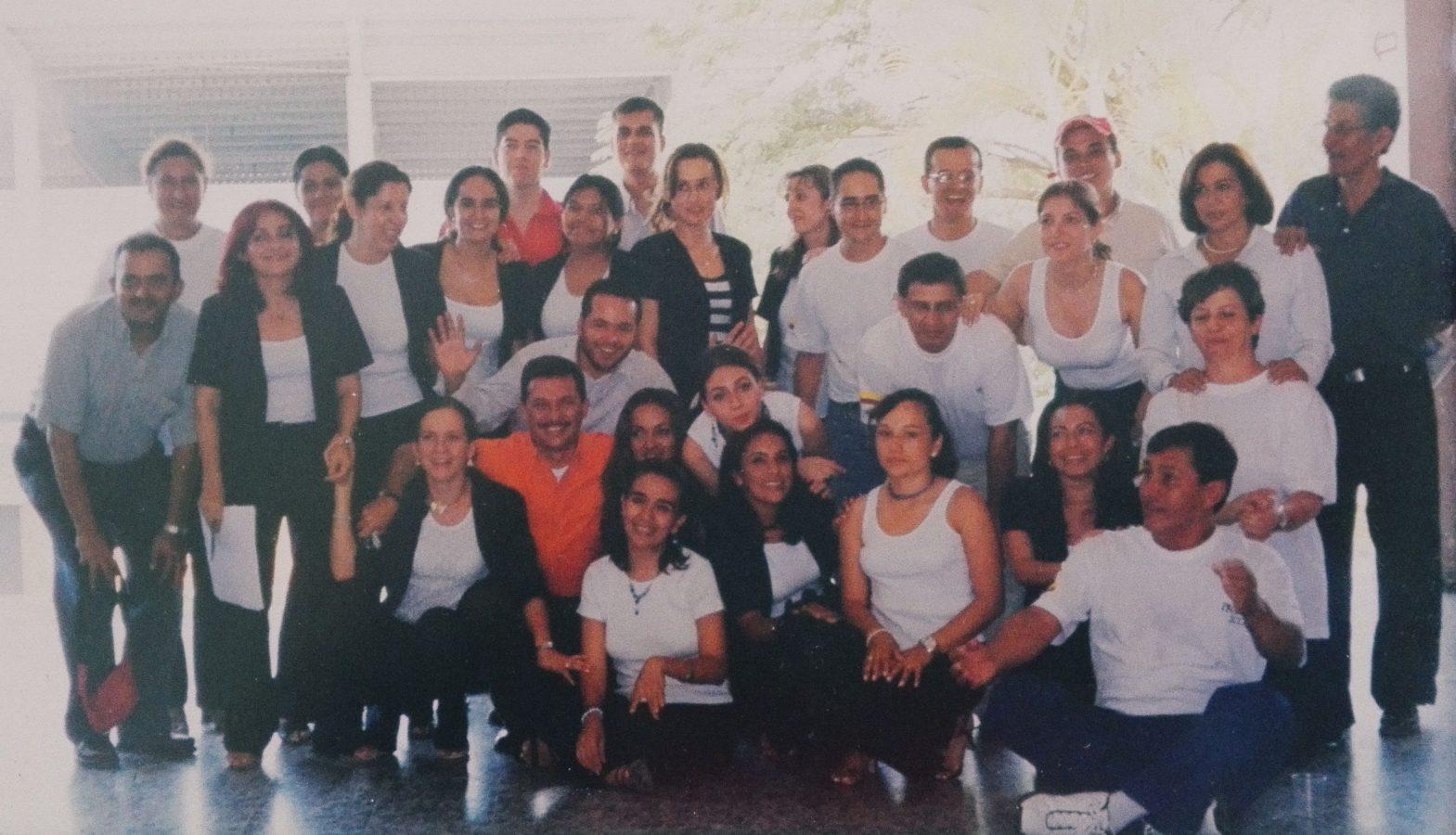 Profesores promoción de 2004 - Corporación Colegio San Bonifacio de las Lanzas