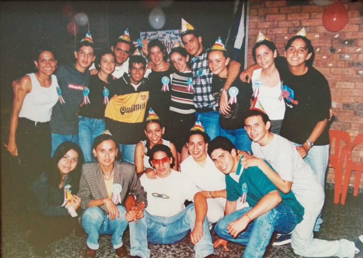 Prom 1998 - Colegio San Bonifacio de las Lanzas