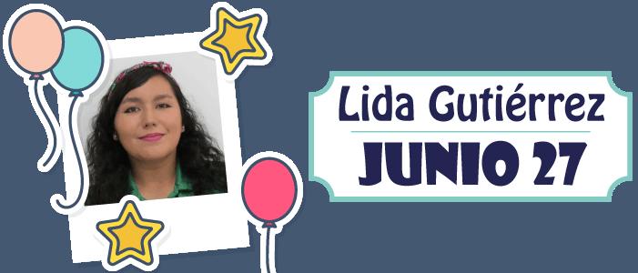 Lida María Gutiérrez