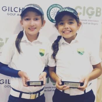 Estudiantes del San Bonifacio se destacaron durante Torneo Nacional  de Golf