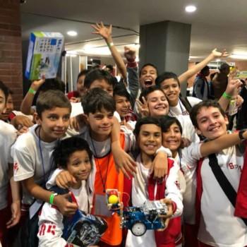 Colegio San Bonifacio nuevamente es campeón  de torneo internacional de robótica