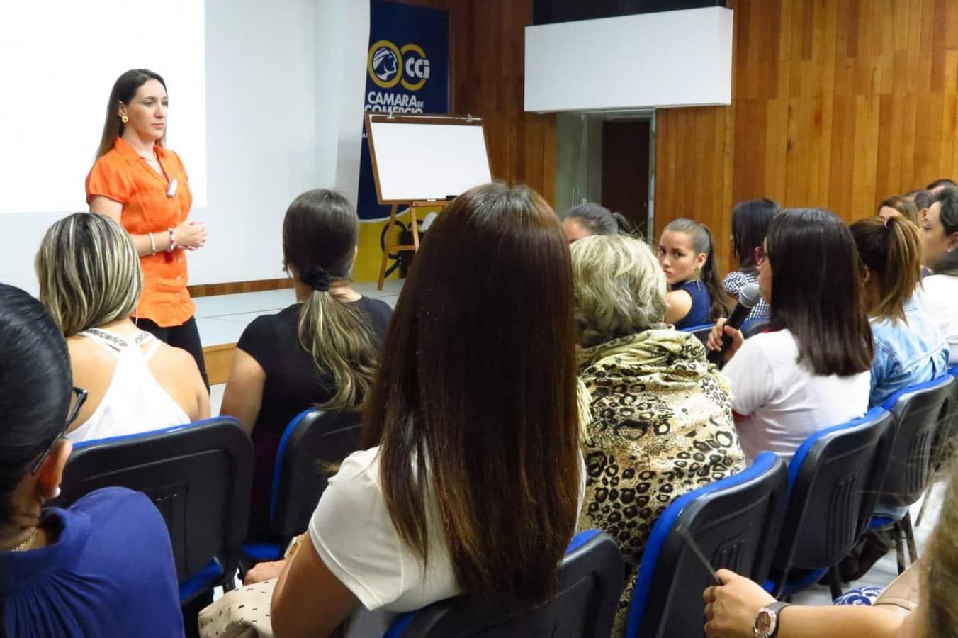 Conferencia de inteligencia emocional por María José Aparicio