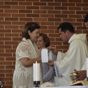 Asopadres celebró Día de la Madre con todas las mamás y abuelitas del Sanboni
