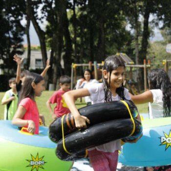 Colegio San Bonifacio celebró el Día del Estudiante