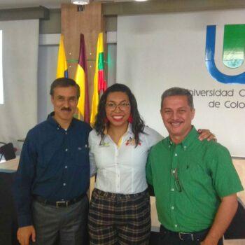 Colegio San Bonifacio donó su plataforma tecnológica Fisiclick a la Secretaría de Educación Municipal