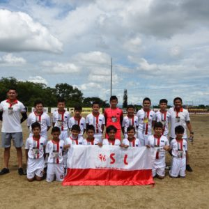 Equipos de fútbol del San Bonifacio ilusionan con su juego y resultados