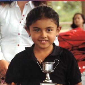 Estudiante del San Bonifacio se coronó campeona nacional de golf y ganó cupo para torneo internacional  en USA