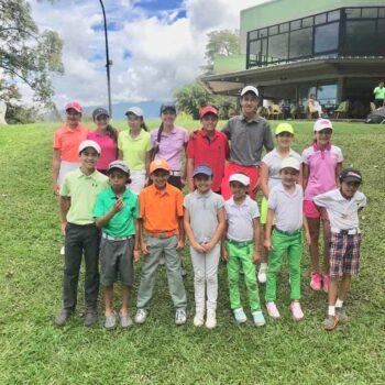 Golfistas del 'Sanboni' clasificaron a Torneo Nacional