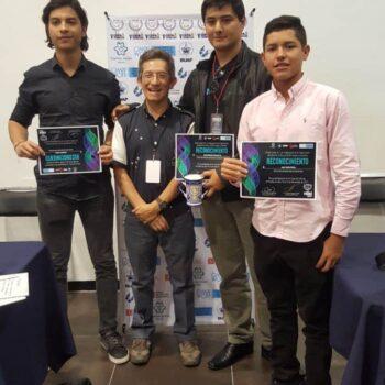 Colegio San Bonifacio fue finalista en Copade Ciencia en México y ganó cupo para nueva competencia en España.