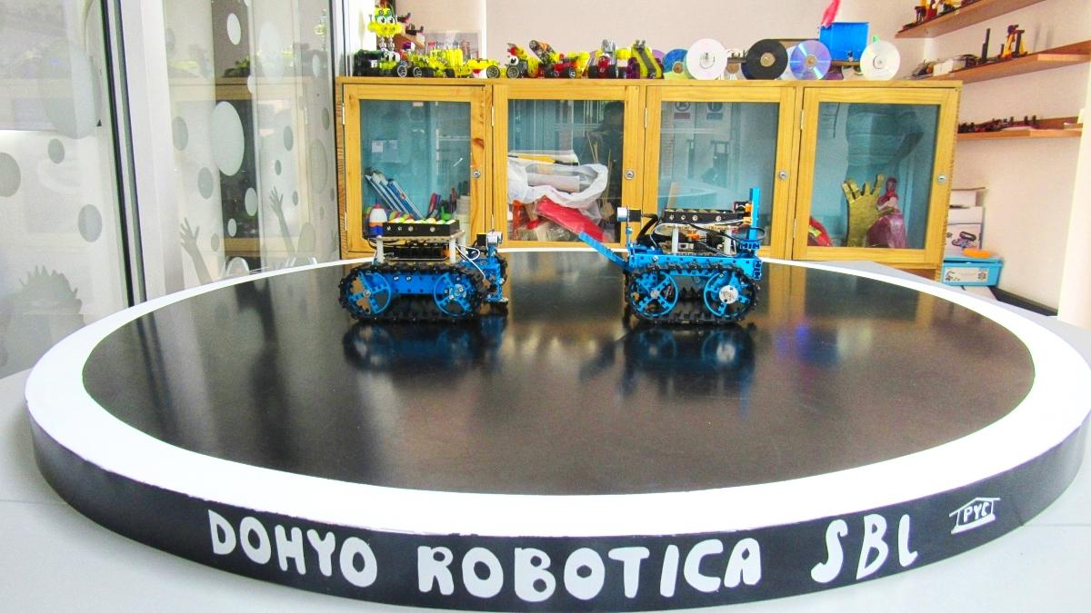 El colegio San Bonifacio participará en el IV Megatorneo RUNIBOT 2017