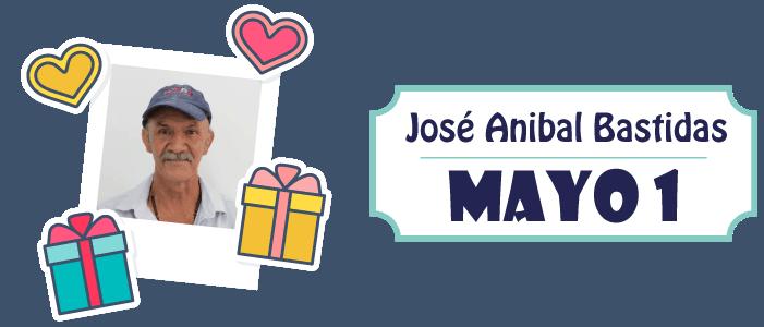 Jose Anibal Bastidas