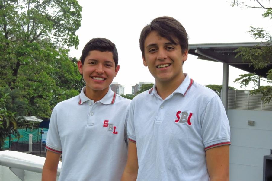 Juan David Rengifo y Juan Mario Devia candidatos a Personeros