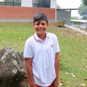 Estudiante del 'Sanboni'  obtiene primer puesto en Torneo Internacional de Golf