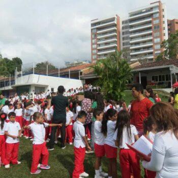 Colegio San Bonifacio realizó jornada de atención de emergencias