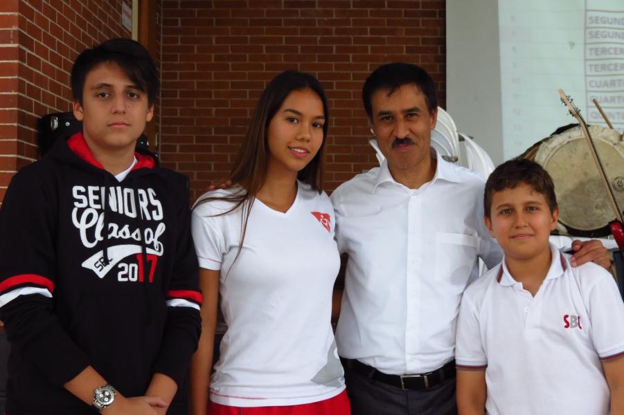 Colegio San Bonifacio ya tiene nuevo personero, vicepersonera y vicepersonerito
