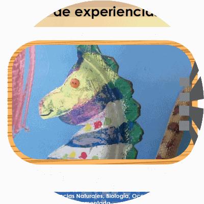 Experiencias Docentes - Misterios del Mundo Marino