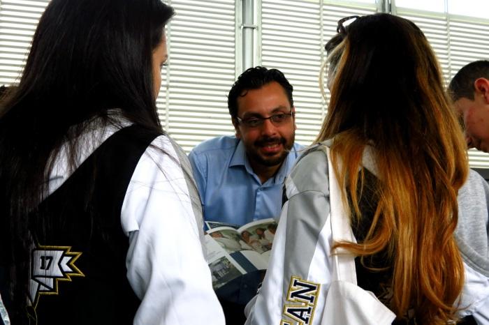 Feria universidad del rosario