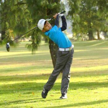 Estudiantes del Sanboni entre los mejores golfistas del país