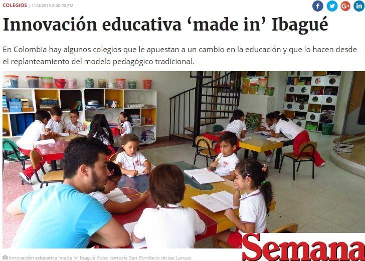 innovación 'made in' Ibagué