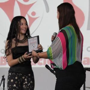 Concurso intercolegiado  de canto del San Bonifacio premió las mejores voces