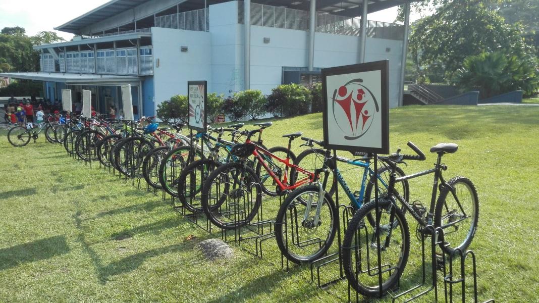 Parqueadero Bicicletas Sanboni