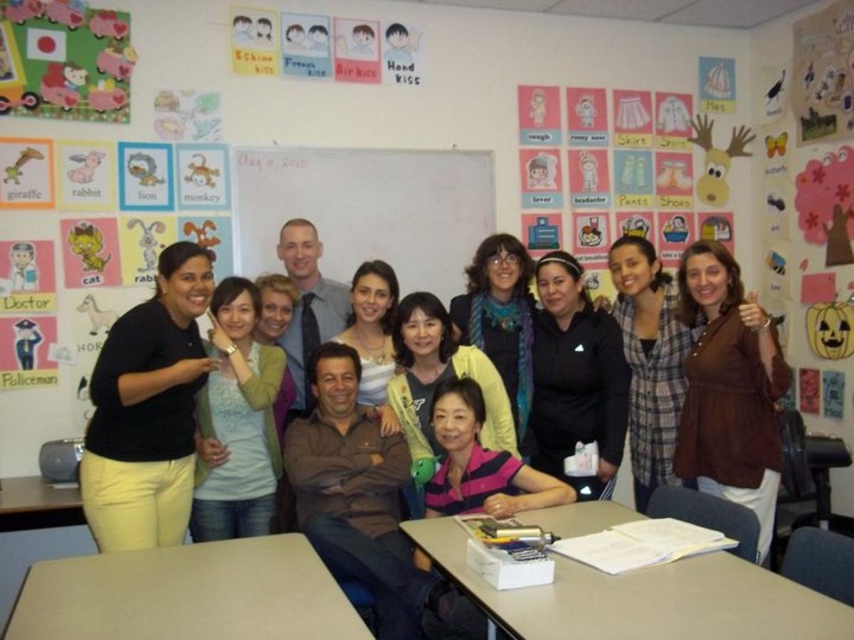 Primer intercambio de docentes del área de inglés al exterior